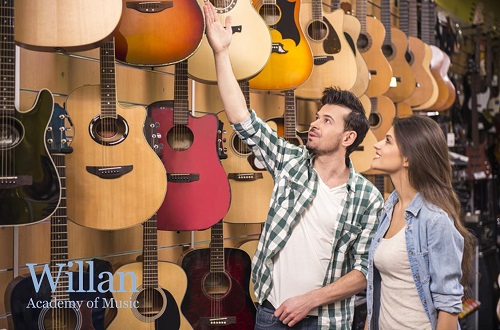 Encourage your talent through the best guitar lessons in Brooklyn