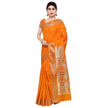 The Paithani Saree